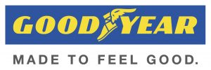 Goodyear Made to feel good logo