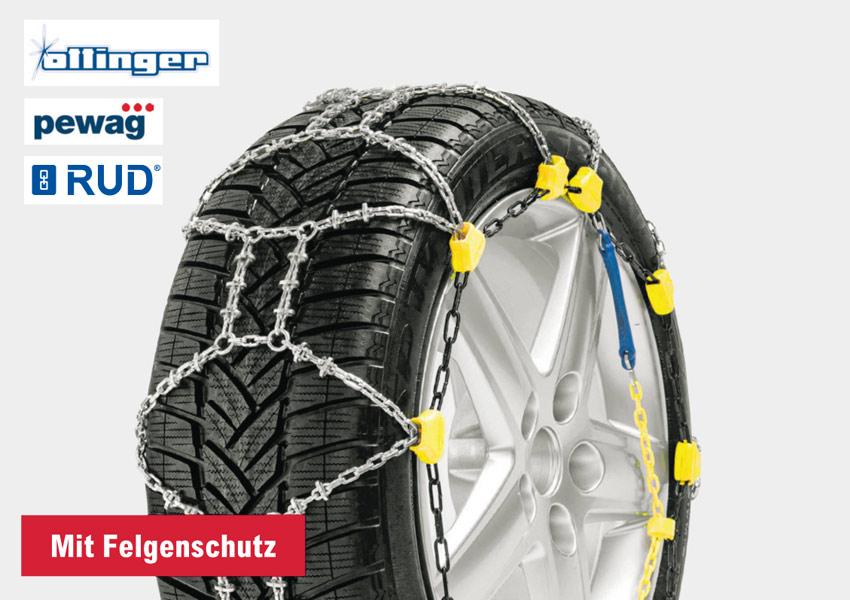 Schneeketten bei Reifen-Richter in Wernigerode, Bad Harzburg und Osterode