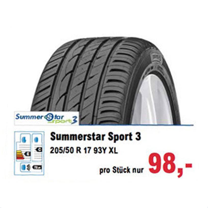 Summerstar Sport 3