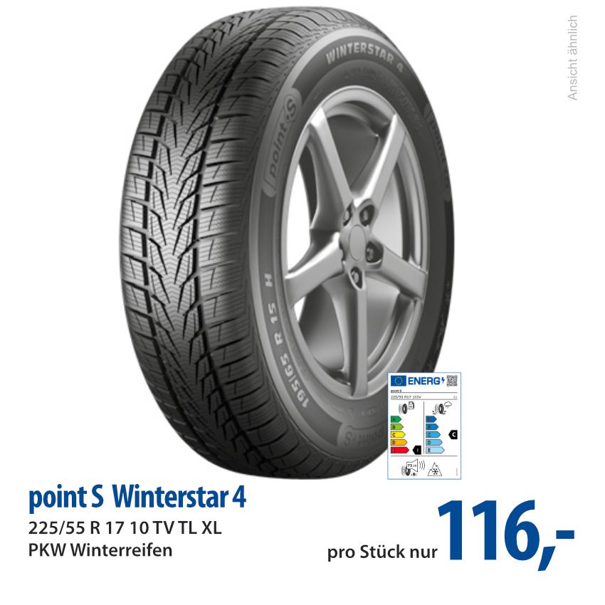 point S Winterreifen 4