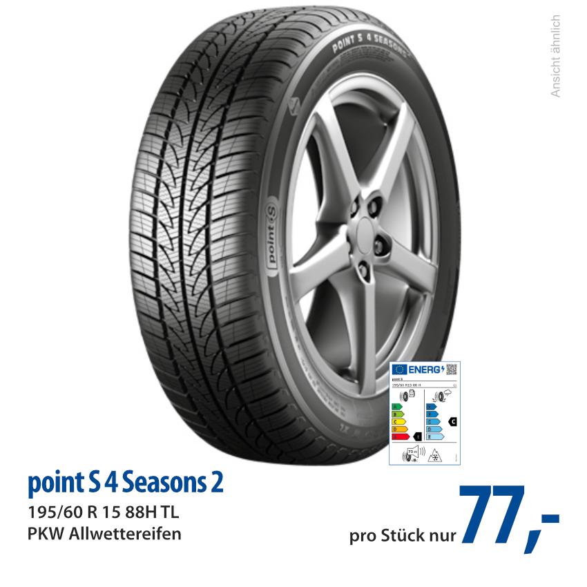point S 4 Seasons 2