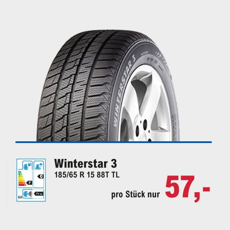 Unser Winter-Angebot Winterstar 3