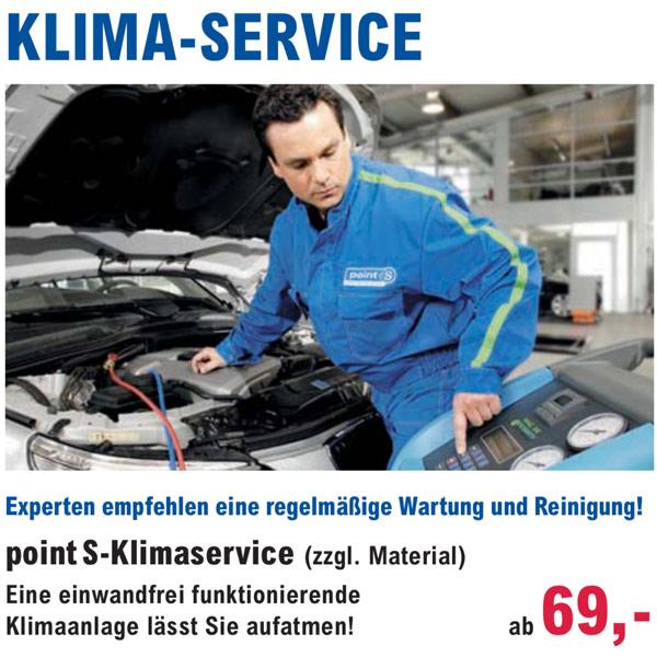 Klima Service bei Reifen Richter in Wernigerode, Bad Harzburg und Osterwieck