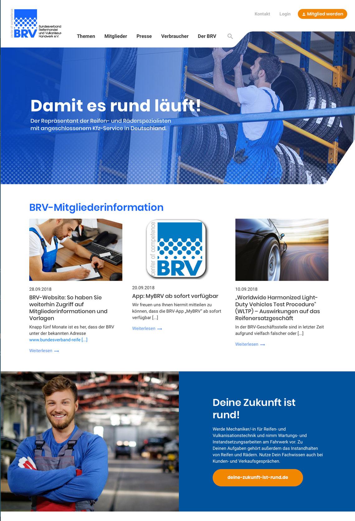 Bundesverband Reifenhandel und Vulkanismus-Handwerk e.V. (BRV)