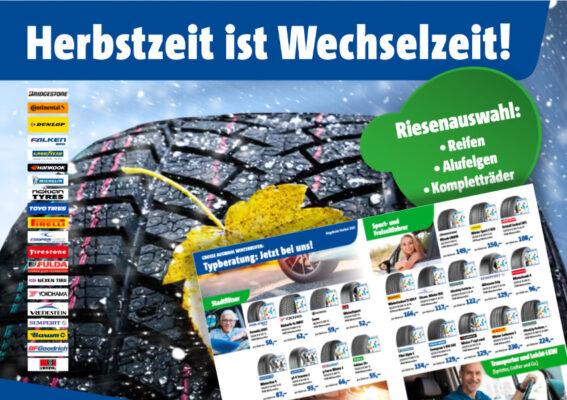 Herbst/ Winter Angebote 2021 Reifen Richter