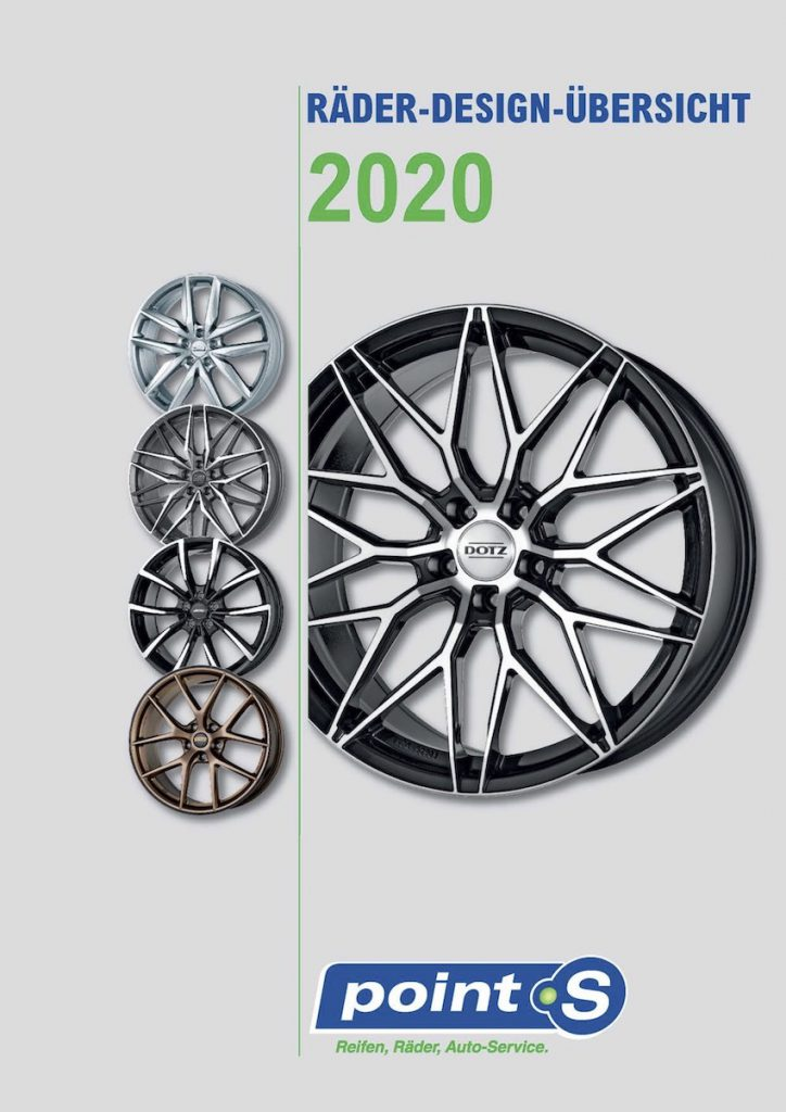 Räder-Design-Übersicht 2020