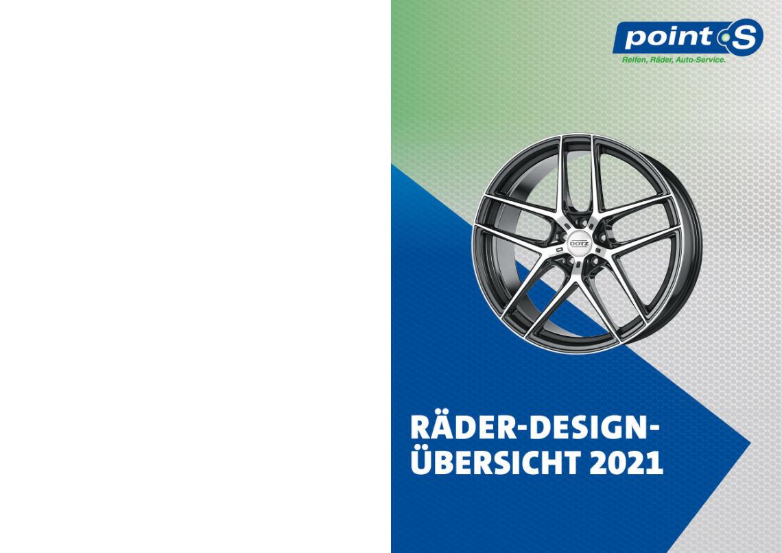 Reifen Richter Räder Design Übersicht 2021
